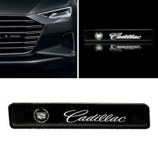 CADILLAC LED Logo Light Car For Front Grille Badge Illuminated Decal Sticker