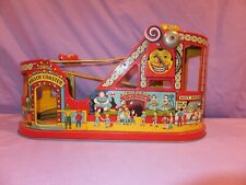 J. chien Tin Roller coaster wind up toy