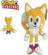 Sonic The Hedgehog Tails 30CM Peluche Nuevo Con Etiquetas 30.5cm De Nacimiento