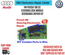 Repair Kit VW Passat B6/3C/CC ELV Repair Set Relay + Switch