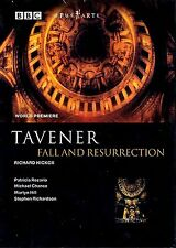 NEW DVD// BBC VIDEO // Tavener: Fall and Resurrection // The BBC Singers, Michae