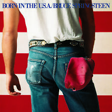 Bruce Springsteen - Born In The U.S.A. (2014 Remaster) (NEW CD)