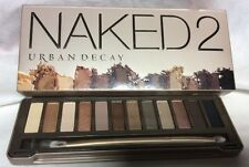 Urban Decay NAKED 2 Eyeshadow Palette Authentic & NEW in Box