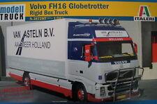 ITALERI VOLVO FH16 GLOBETROTTER RIGID BOX TRUCK 1:24 No.: 3872 EDIZIONE LIMITATA