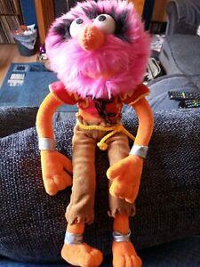"12"" Disney Exclusive Muppets Animal Soft Plush Toy Vgc"