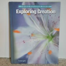 Apologia Exploring Creation with Botany by Fulbright 1932012494