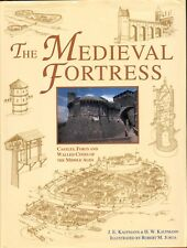 The MEDIEVAL FORTRESS: Castles, Forts & Walled Cities of the Middle Ages WARFARE