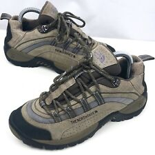 THE NORTH FACE Walking Trainer shoes Size UK 6 (eu40) Women's In Brown Lace Up