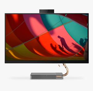"""Lenovo IdeaCentre 5 23.8"""" AIO PC i5-10400T 8GB 1TB+256GB SSDS W10 F0FB000QUK A"""