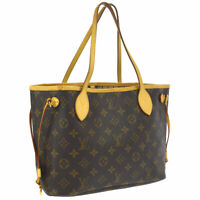 LOUIS VUITTON NEVERFULL PM HAND TOTE BAG MONOGRAM M40155 AK31902g