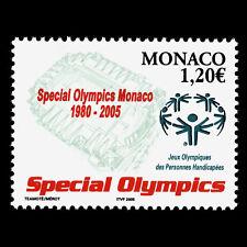 Monaco 2005 - Special Olympics Monaco Sports - Sc 2380 MNH