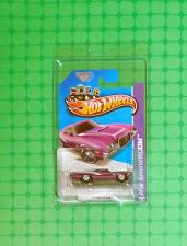 2013 Hot Wheels Super Treasure Hunt - '72 Ford Ranchero - Damaged Card