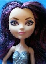 Ever After High  RAVEN QUEEN Doll - Purple/Black Hair