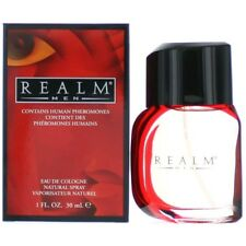 Realm Cologne 1oz Eau De Cologne Spray men with Human Pheromones NEW