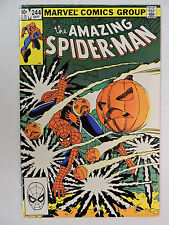 THE AMAZING SPIDER-MAN #244 Marvel Comic Book (NM)