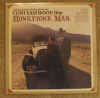 SOUNDTRACK: Honkytonk Man LP Sealed, Country