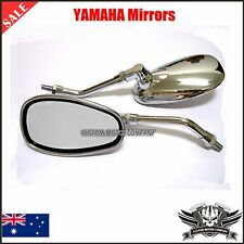 Motorcycle rear view mirrors YAMAHA Vmax Virago 535 V-Star 650 1100 1300 Warrior