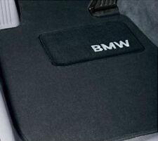 BMW X3 E83 Black Carpet Floor Mat 2004-2010 Set Of 4 Genuine OEM