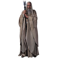 LOTR Saruman Lifesize CARDBOARD CUTOUT standee standup C405