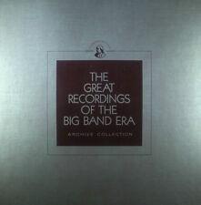 2LP COUNT BASIE/BOBBY HACKETT et autres Great Recordings Of The Big Bande Era