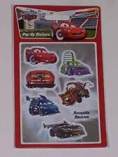 DISNEY PIXAR CARS POP-UP STICKERS
