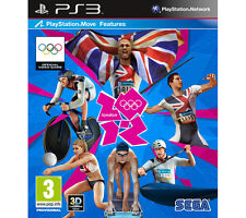 London 2012 The Official Video Game of the Olympic Games PS3 NEW Sealed