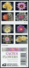 USA 2019 MNH Cactus Flowers Cacti 20v S/A Booklet Plants Nature Stamps