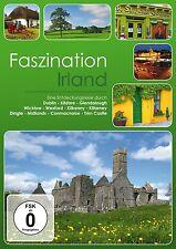 DVD * FASZINATION IRLAND - Dublin - Kildare - Glendalough - Wicklow  # NEU OVP ~