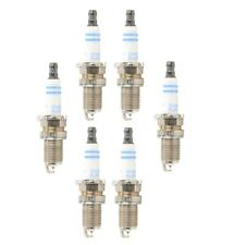 Set of 6 Spark Plugs Bosch 8100 For Buick Chevy Dodge Hyundai Mecedes Nissan VW