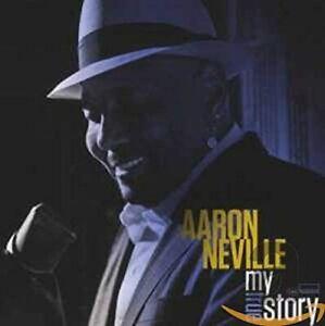 AARON NEVILLE MY TRUE STORY CD (Released 2013)