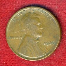 """1926 Lincoln, Wheat Ears Reverse, Small Cent """"NO RESERVE""""   (LWP2J)"""