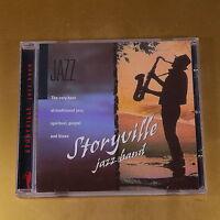 STORYVILLE - JAZZ BAND - 2001 AZZURRA MUSIC - OTTIMO CD [AI-090]