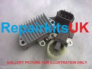 SUPRA MK4 3.0i 80 AMP ALTERNATOR Type 2 REGULATOR & BRUSHBOX (See Description