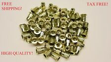 Rivet Nuts 10-32 X .130 (100 pcs.)