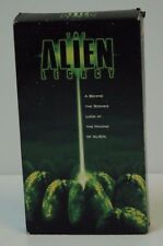 Movie VHS Cassette THE ALIEN LEGACY 20th Century Fox w/ Box