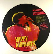 """12"""" LP - Happy Mondays - Peel  - D568 - Picture D. - Lim. Ed. 3000 copies"""