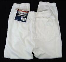 Champro Youth Pull-Up Baseball Pants M L XL White