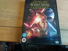STAR WARS : THE FORCE AWAKENS - DVD IN VGC