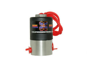 Brand New Pro Fuel Solenoid Up To 600HP+ Side Port  NOS