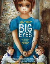 Christoph Waltz & Amy Adams signed Big Eyes 8x10 Photo - Proof