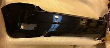 FORD FOCUS 2008-2012 REAR BUMPER PAINTED PANTHER BLACK - NEW