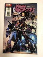 Young Avengers (2006) # 10 (VF/NM)   1st Cover Speed Kate Bishop as Hawkeye