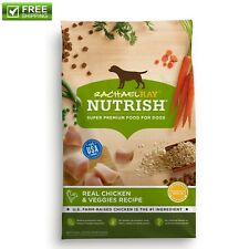Best Organic Dog Food Rachel Ray Nutrish Chicken & Veggies 40 lbs FREE SHIPPING
