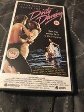 Dirty Dancing VHS Tape