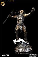 Telespalla Esclusivo Avp Alien Vs Predator: Cicatrice Polystone Statuina