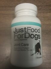 Just Food For Dogs Joint Care 60 Capsules #7280