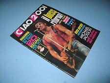 Rivista di musica CIAO 2001 40/1987   Springsteen  Madonna  Michael Jackson