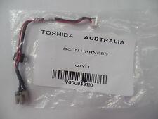 PSCF6A-00E001 Toshiba Satellite C50 Laptop DC JACK CABLE Genuine V000949110