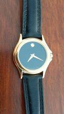 Movado Watch  87 E4 0823 New Battery