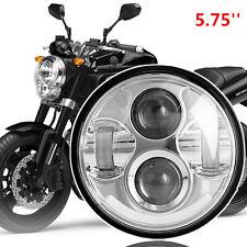 "Bajaj Avenger LED Headlight Harley Style 5.7"" Inch Size 40W High-Low Beam & DRL."